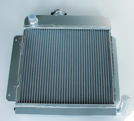 Radiator 1502 - 2002 Tii Aluminium High Performance 50mm (Nieuw)