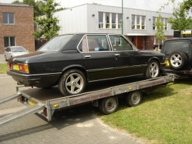 BMW E12 528i 1979 5-bak (Gesloopt)