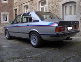 E12 M535i