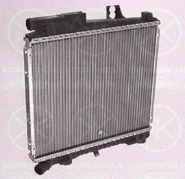 Radiateur 375x432 handgeschakeld met airco (320i M20, 325i M20)