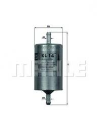 Brandstoffilter KL14, D=55mm (Nieuw)