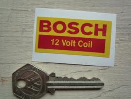 Bosch 12 Volt Coil 26x52mm Geel (Nieuw)