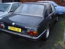BMW E12 528 1975 Automaat (Gesloopt)