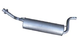 Einddemper 316-318(i)-320/4(i) tot 1979 (Nieuw)