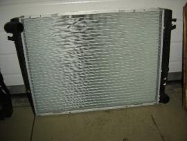Radiator M30 motor gebruikt (aluminium)