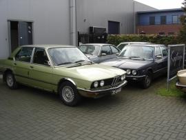 BMW E12 520/6 1977