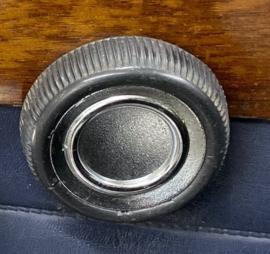 Afdekkapje knop klapraam voor (Nieuw)