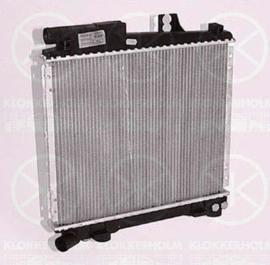 Radiateur 375x432 automaat met airco (320i M20, 323i M20, 325i M20)