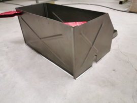 Accubak in de kofferbak M5  (Repro, Nieuw)