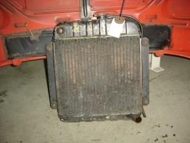 Radiator M10 motor gebruikt