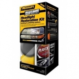 G3000 Heavy Duty Headlight Restoration Kit
