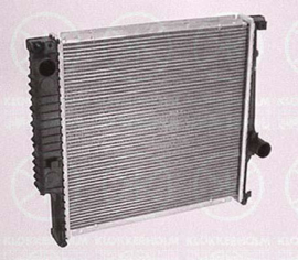Radiateur 438x432 handgeschakeld met airco (320i M20, 325i M20)