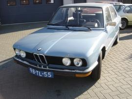 BMW E12 518 1977 (Verkocht)