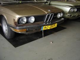 BMW E12 520/6 1979 (Gesloopt)