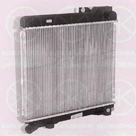 Radiateur 375x432 handgeschakeld met airco (320i M20, 323i M20)