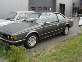 BMW E24 635CSi 1986 automaat (Verkocht)