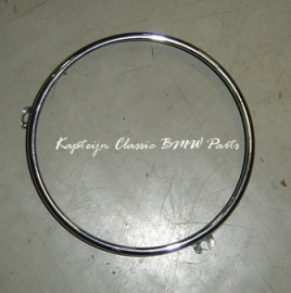 Koplamp ring chrome
