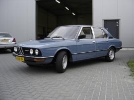 BMW E12 520/6 1981 (Verkocht)