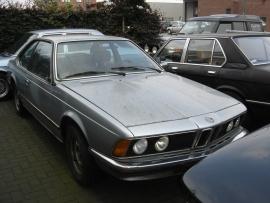 BMW E24 628CSi 1981 (Verkocht)