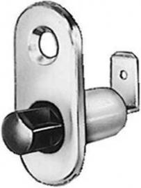 Deurcontact achterportier (korte pen)
