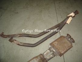 Downpipes M20 motor