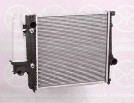Radiateur 440x432 automaat (316i M40, 318i M40)