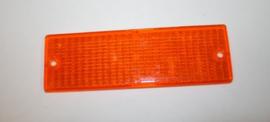 Knipperlicht glazen oranje set 518 - M5 USA model (Nieuw)