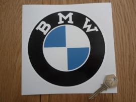 """""""BMW"""" sticker vroeg model d=100 mm (Nieuw)"""