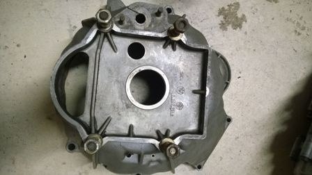 Bellhousing Getrag 265 (M30 Motor)
