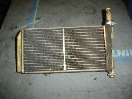 Kachelradiator koper