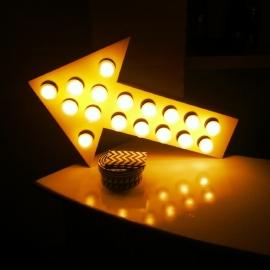 LAMP ARROW