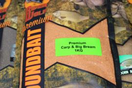 Groundbait Carp and Bream