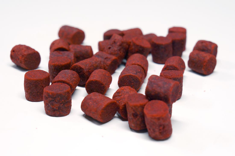 RED MYSTERY PELLETS