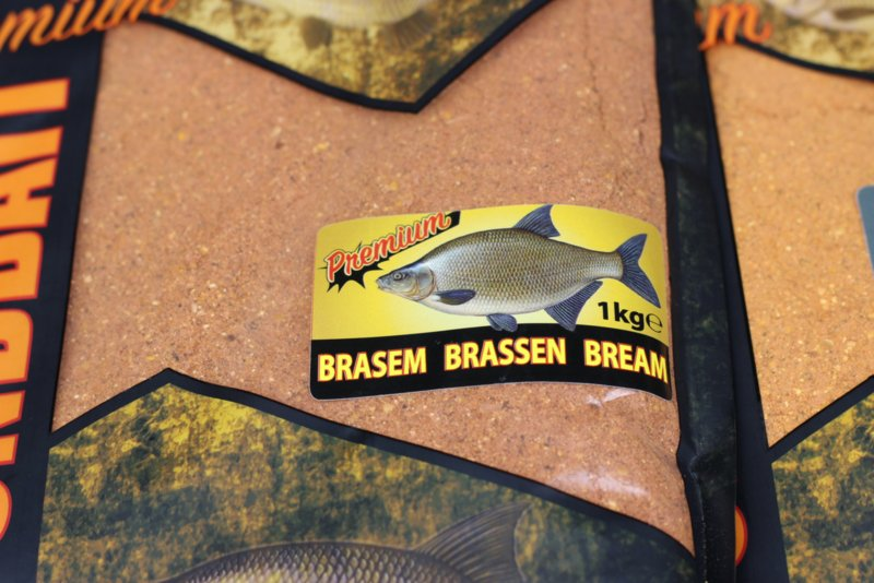 Groundbait Bream