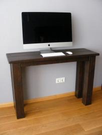 Steigerhouten PC/wandtafel