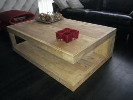Steigerhouten salontafel Marion