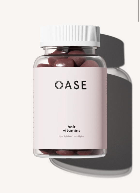 The Oase Hairvitamins