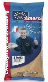Amorce etang