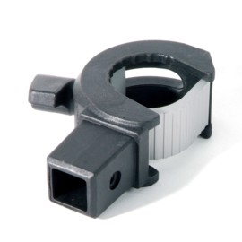 Clip One Ring For Square Shaped Hole
