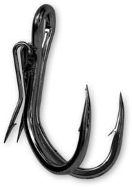 GHOST DOUBLE HOOK BLACK NICKEL
