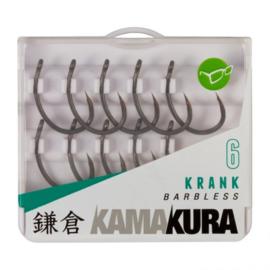 Kamakura krank barbless