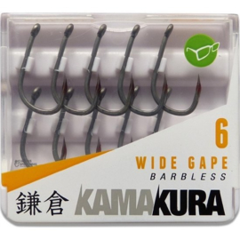 Kamakura wide gape barbless