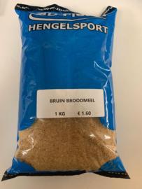 Bruin broodmeel