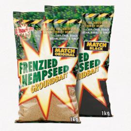 Frenzied hempseed groundbait