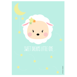 poster sweet dreams little one