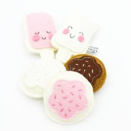 cookies de luxe