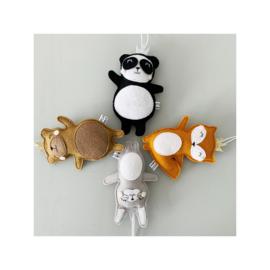 decoratiehanger panda pai