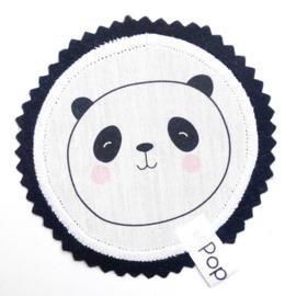 poppenhuis kleedje panda