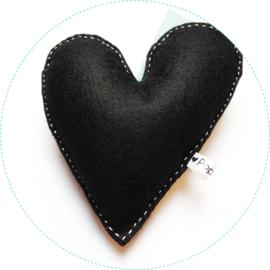 rammelaar hartje zwart
