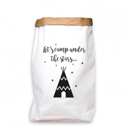 paperbag camp M / L / XL